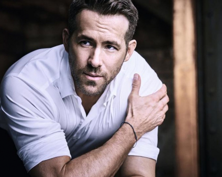 Ryan Reynolds: We live in really weird times right now