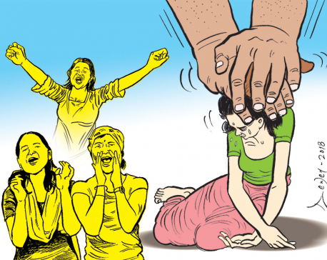 Int'l community concerned over 'high prevalence' of VAW in Nepal