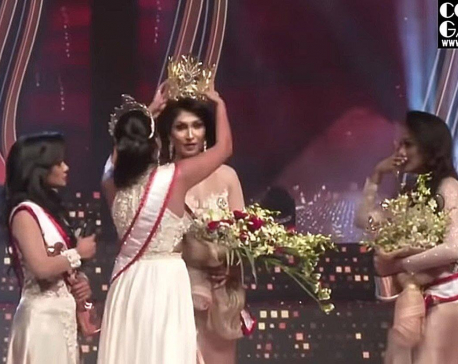 Crowned, de-crowned, crowned again; chaos at Sri Lankan beauty pageant