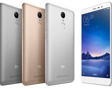 3GB RAM variant of MI Redmi 3S now in Nepal
