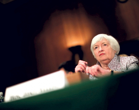 Yellen to Trump: Don't expect a flip-flop on financial reforms