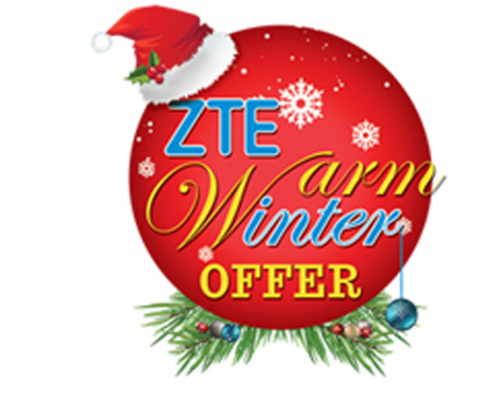 ZTE brings 'Warm Winter Offer'