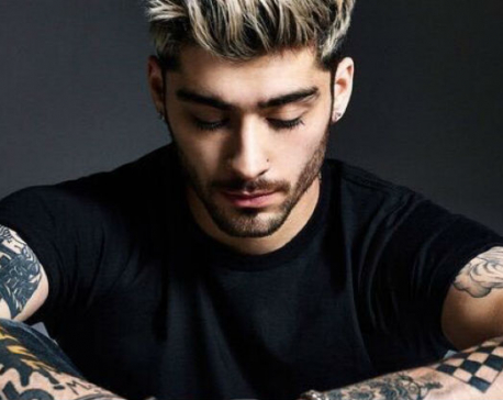 Zayn Malik covers up Perrie Edwards tattoo