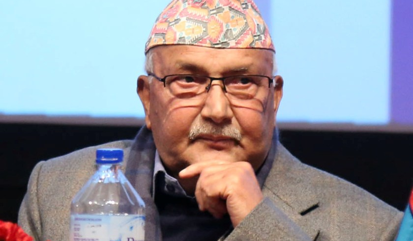 PM Oli undergoes dialysis for a second time, NCP leaders visit hospital to take stock of his health (with video)