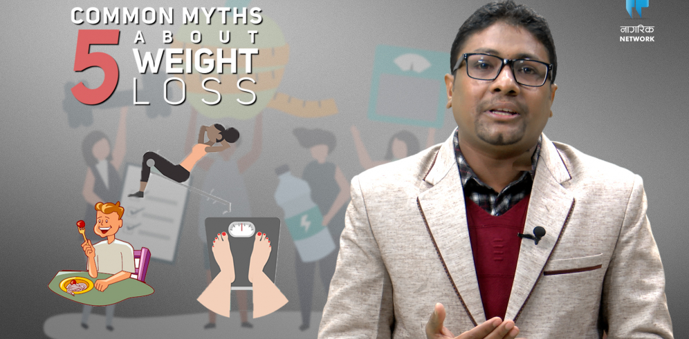 5 Common myths about weight loss (with video)