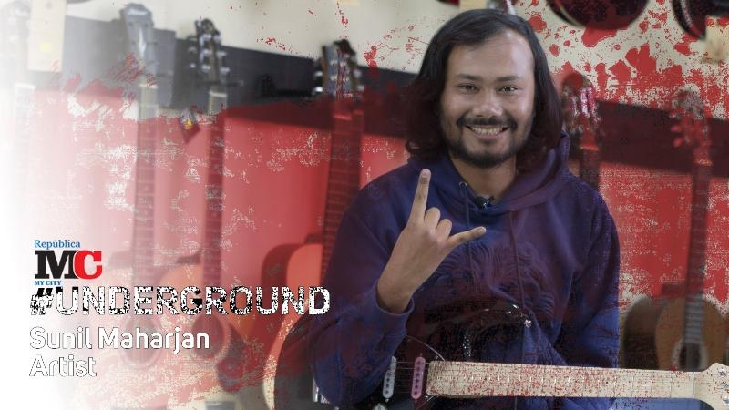 #Underground Episode 1: Sunil Maharjan