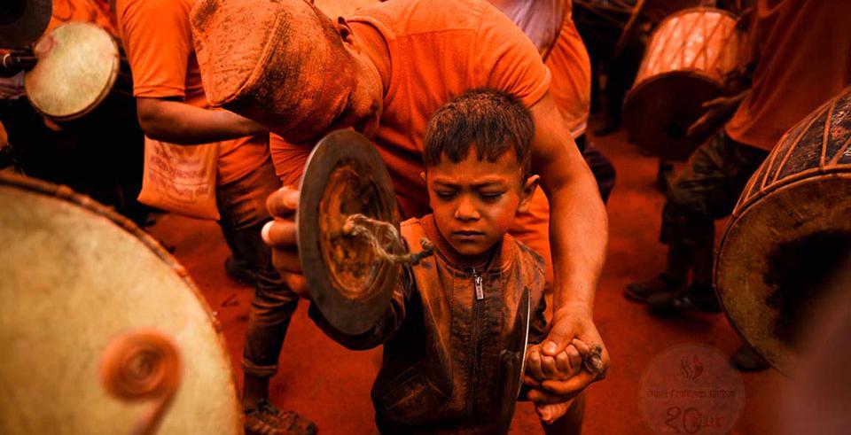 Glimpses of Sindoor Jatra 2019 (Photo/Video)