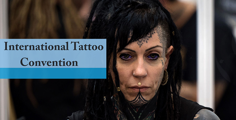 Tattoo convention in capital (with video)