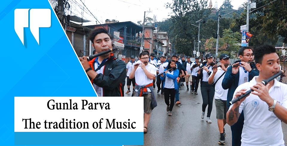 The tradition of Music: Gunla Parva