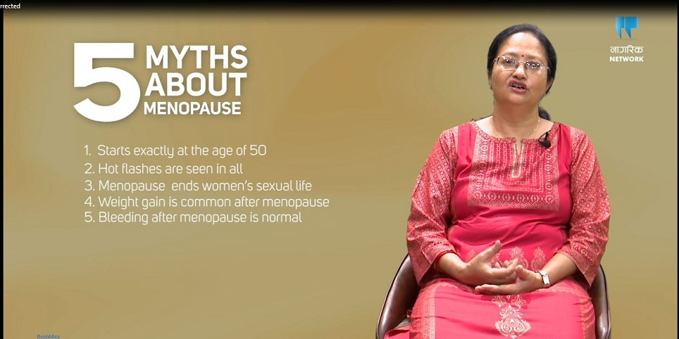 Myth Busters: Debunking myths about Menopause