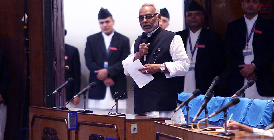 "Rajendra Mahato questions govt, ""Is my citizenship canceled?"" (with video)"
