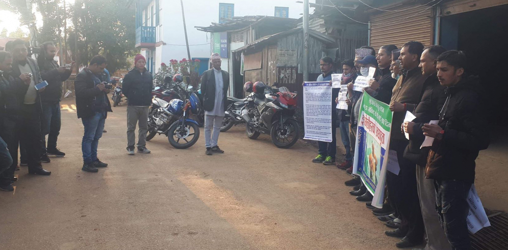 Bibeksheel Nepali Party urges govt to fulfill Dr. KC's demands