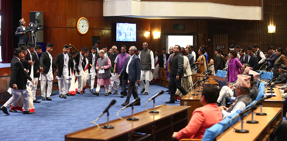 Opposition's relations with speaker sour further
