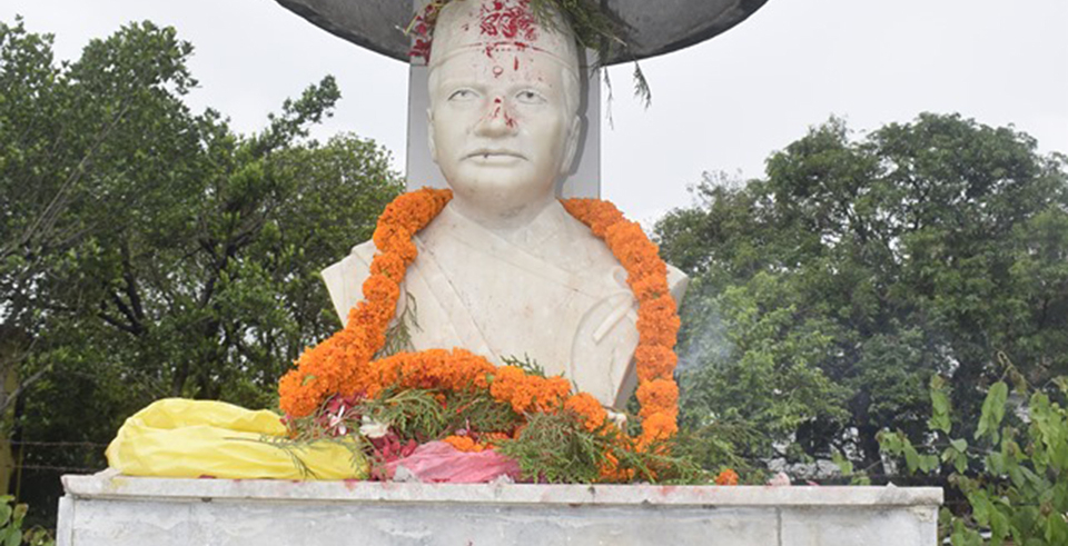 206th birth anniversary of Aadi Kavi Bhanu Bhakta Acharya being marked today (with video)