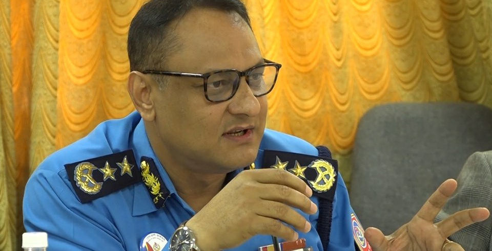 IGP Khanal calls for coordination between federal and provincial police (with video)