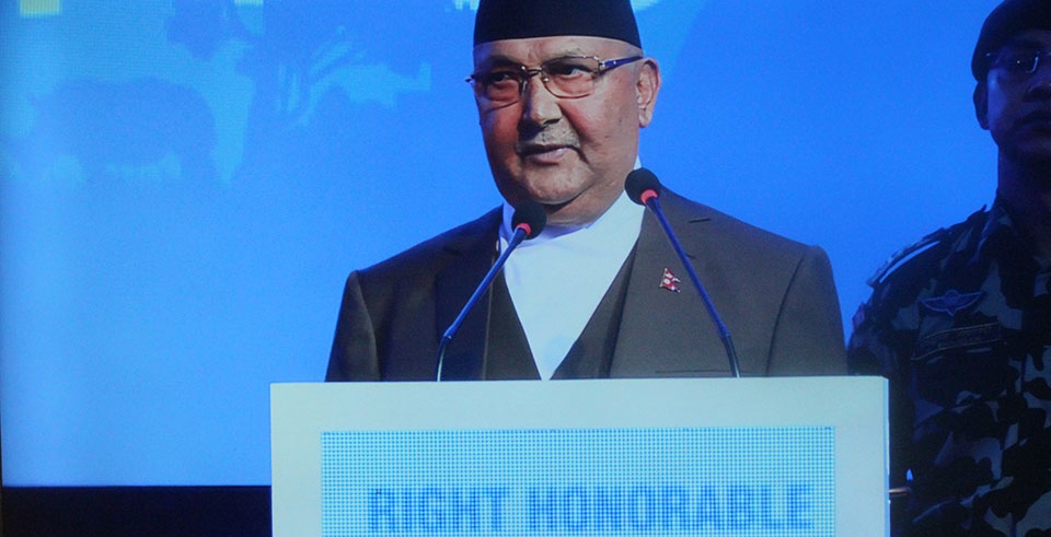 Modernization of agriculture to reduce unemployment: PM Oli (with video)