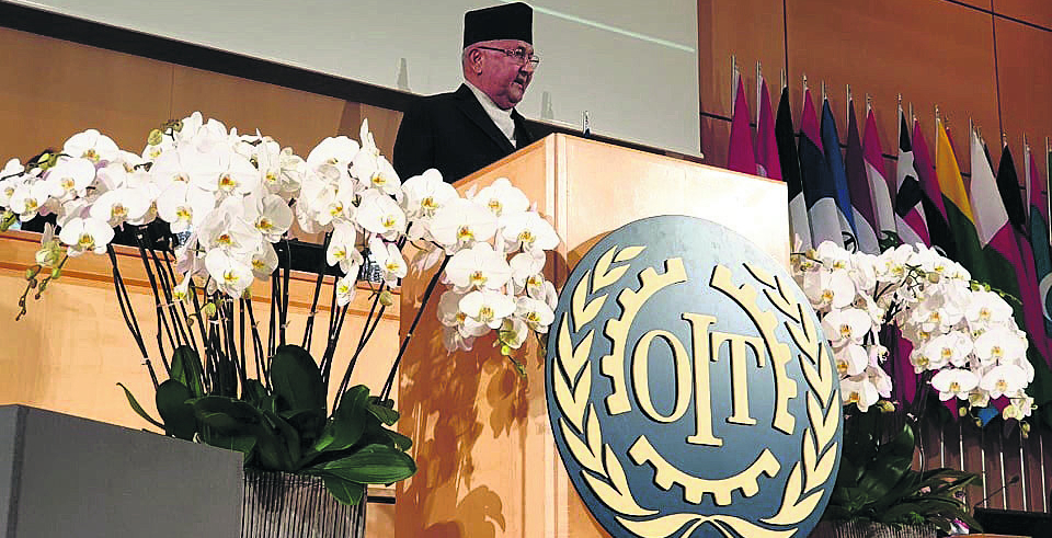 Our concept of democracy goes beyond formalities: PM Oli (With Video)