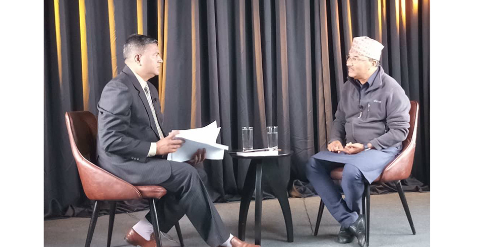 Republic failed to meet public aspiration: RPP chair Thapa (with video)