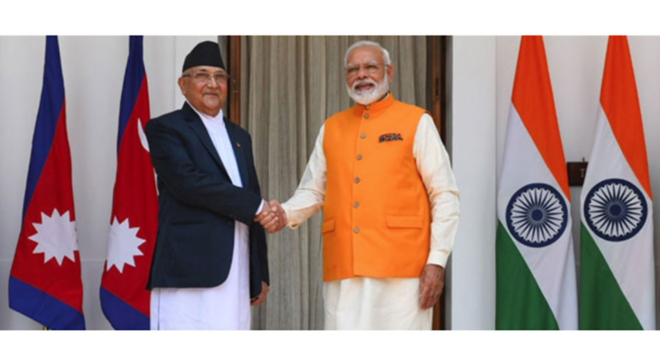BIMSTEC cannot replace SAARC, says PM Oli (with video)