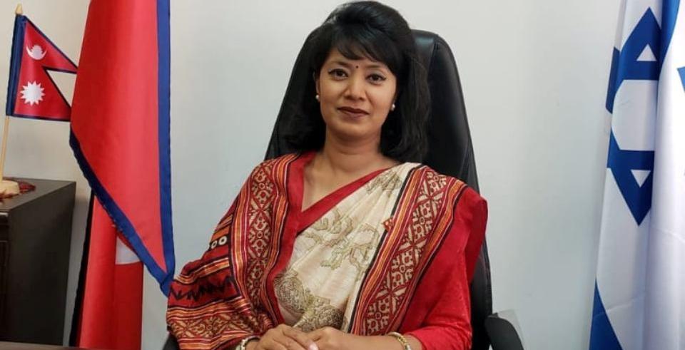 """It was hard to learn 'Nepal harekhokha'"" – Ambassador Anjan Shakya"