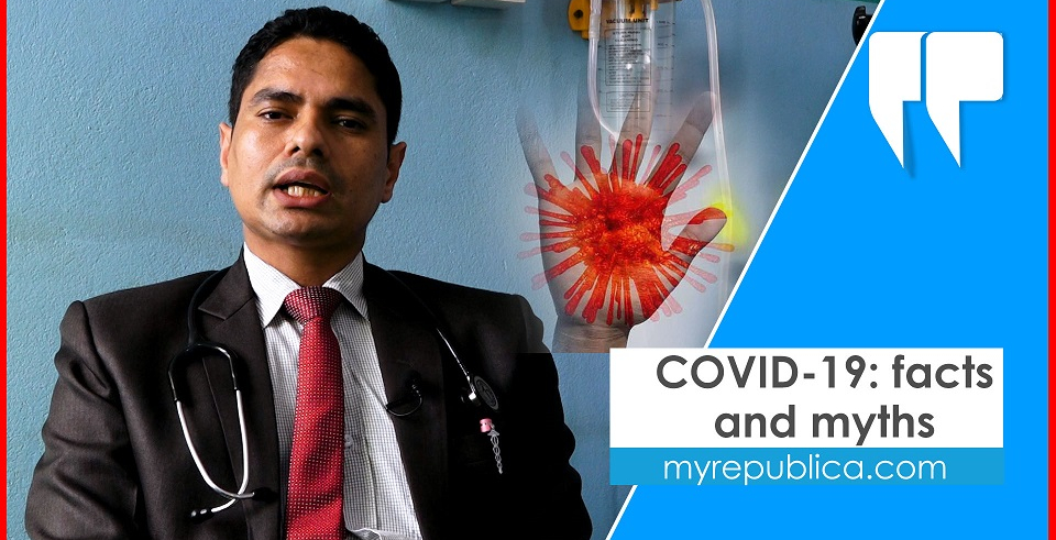 COVID-19:facts and myths (video interview)
