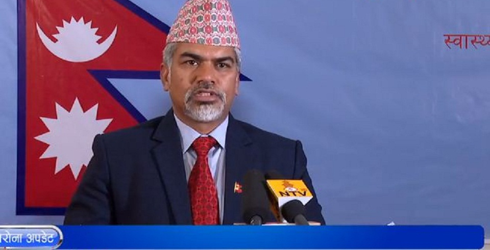 Govt conducts throat swab tests in Kathmandu's mosques (with video)