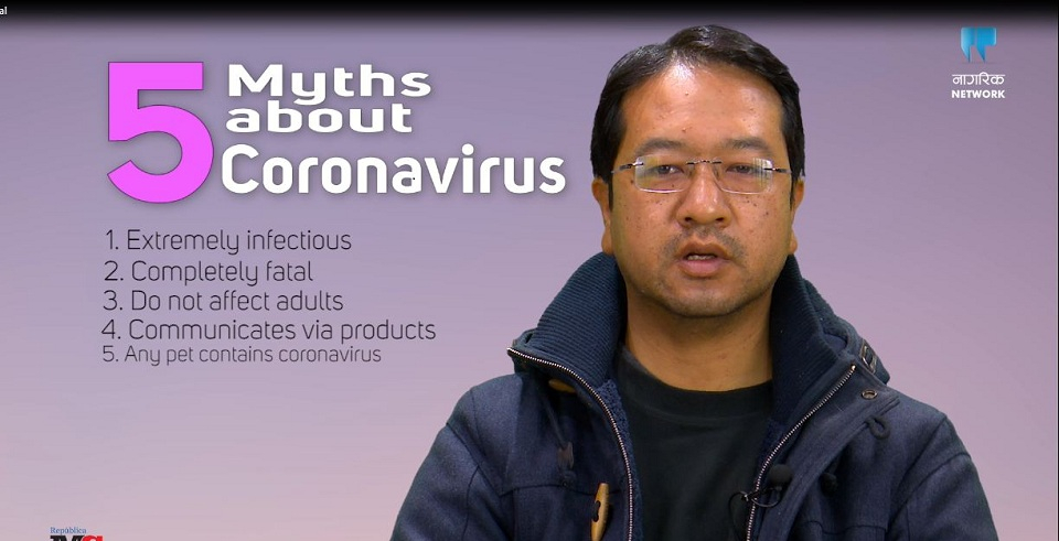 Myth Busters: Coronavirus is not completely fatal