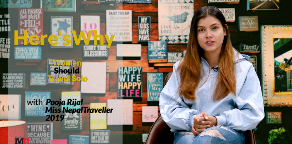 Travelling is personal (With Video)