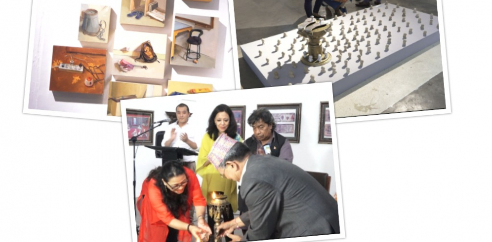 Third edition of 'Himalayan Art Festival' concludes