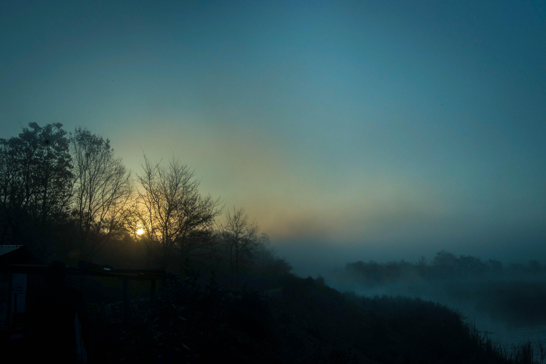 Enchanting sunrise