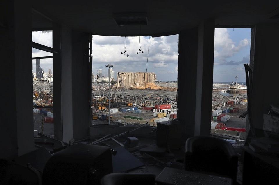 Children in Beirut suffer from trauma after deadly blast