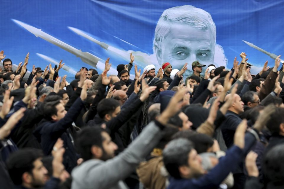 Soleimani's body arrives in Iran as Trump issues new threats