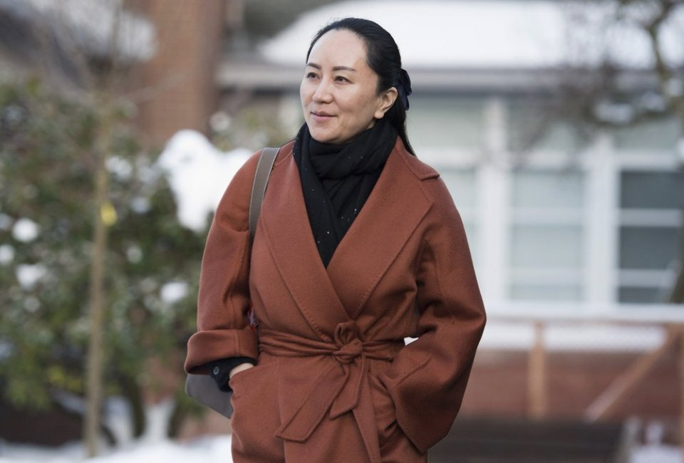 Extradition hearing for Huawei executive begins in Canada