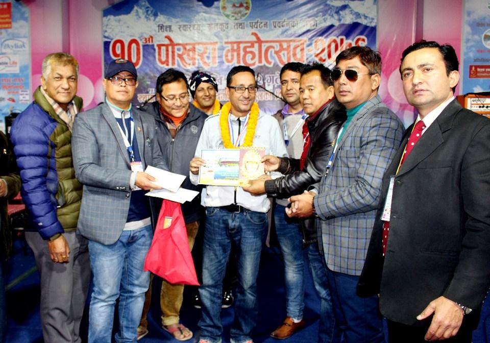 Thapa clinches chess championship