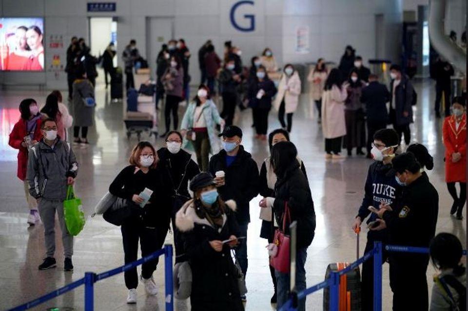 China says it is confident of minimizing virus transmission risks on planes
