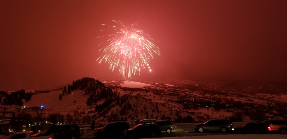 Massive firework shot over Colorado breaks world record