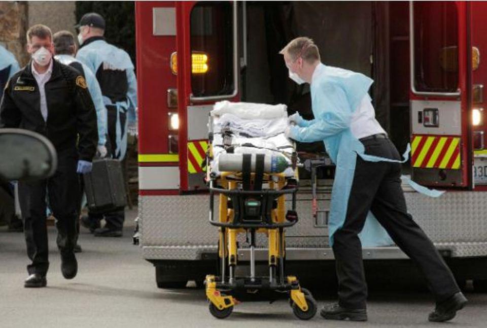 Coronavirus cases surge across U.S. as Americans face looming outbreak