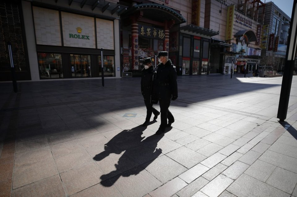 China reports Jan-Feb economic activity worse than expected