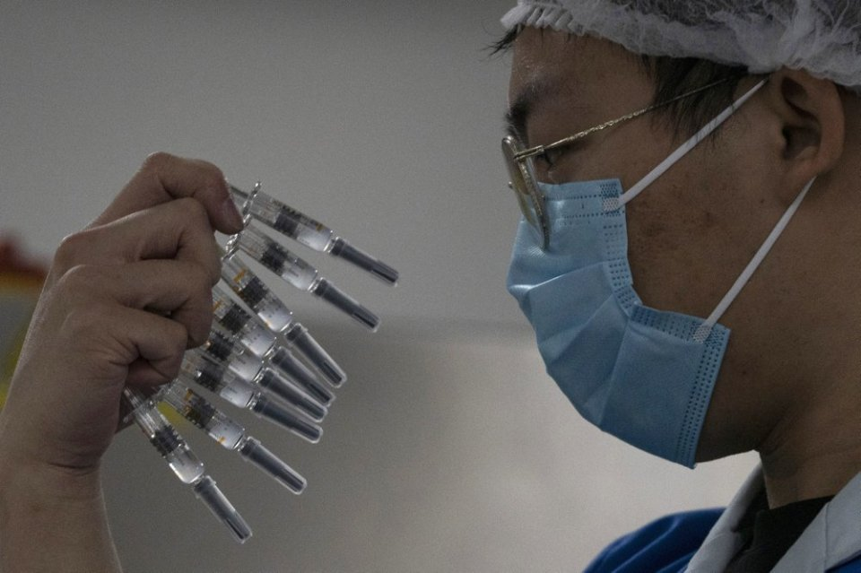 Chinese vaccines are poised to fill gap, but will they work?