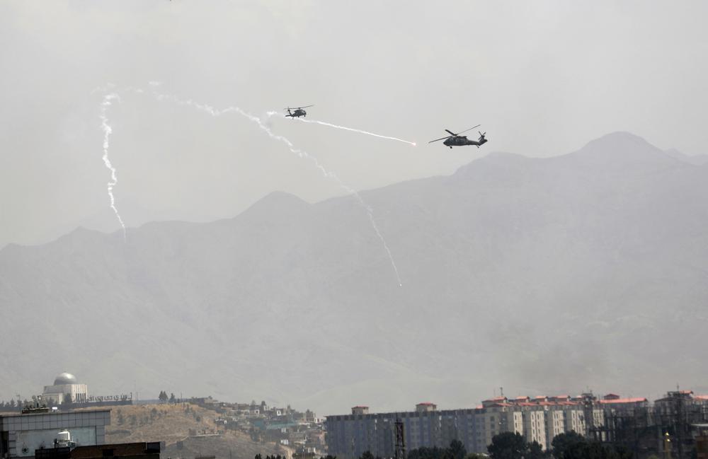 Taliban enter Kabul, await 'peaceful transfer' of power