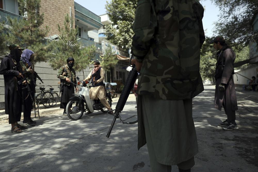 British military: 7 Afghans killed in chaos at Kabul airport