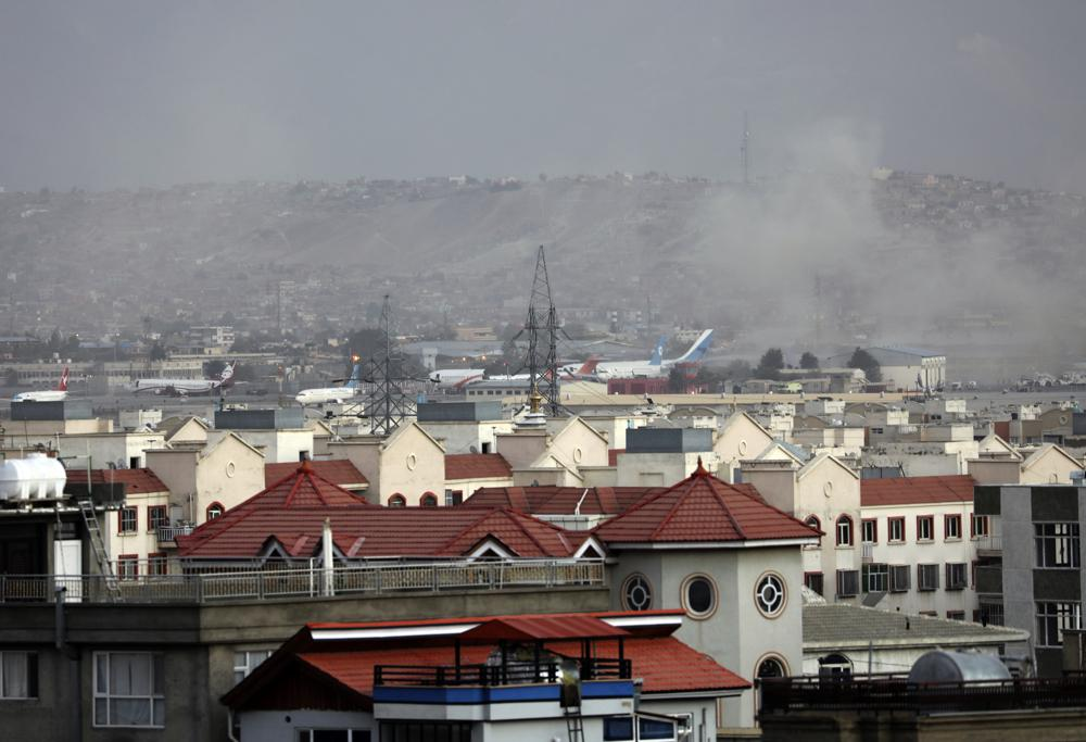 Kabul airport attack kills 60 Afghans, 13 US troops