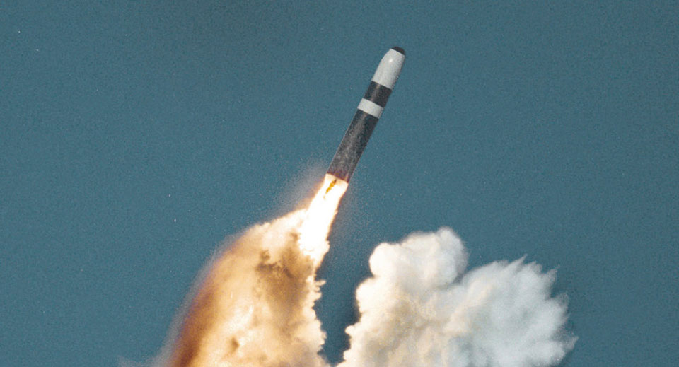 NATO military capability including nuclear triad targeting Russia - PM Medvedev
