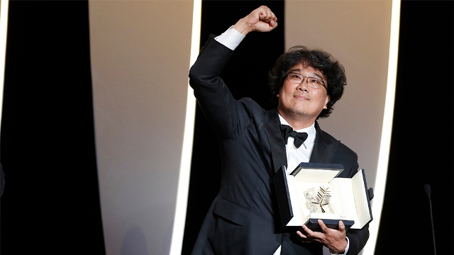 Palme d'Or win will help people learn more about Korean films: Bong Joon-ho