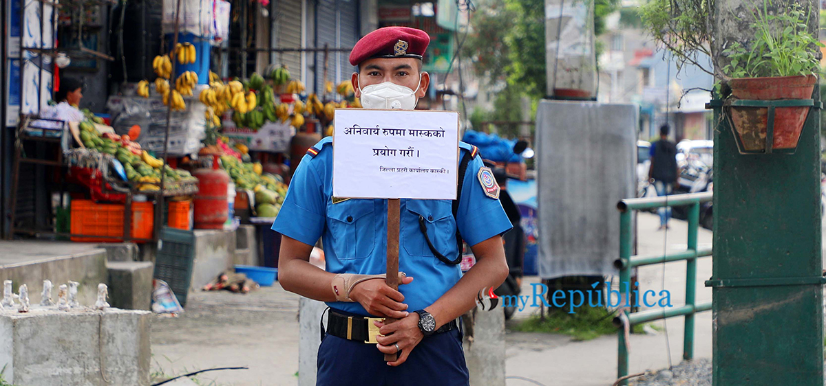 IN PICS: Awareness against COVID-19 getting effective in Pokhara