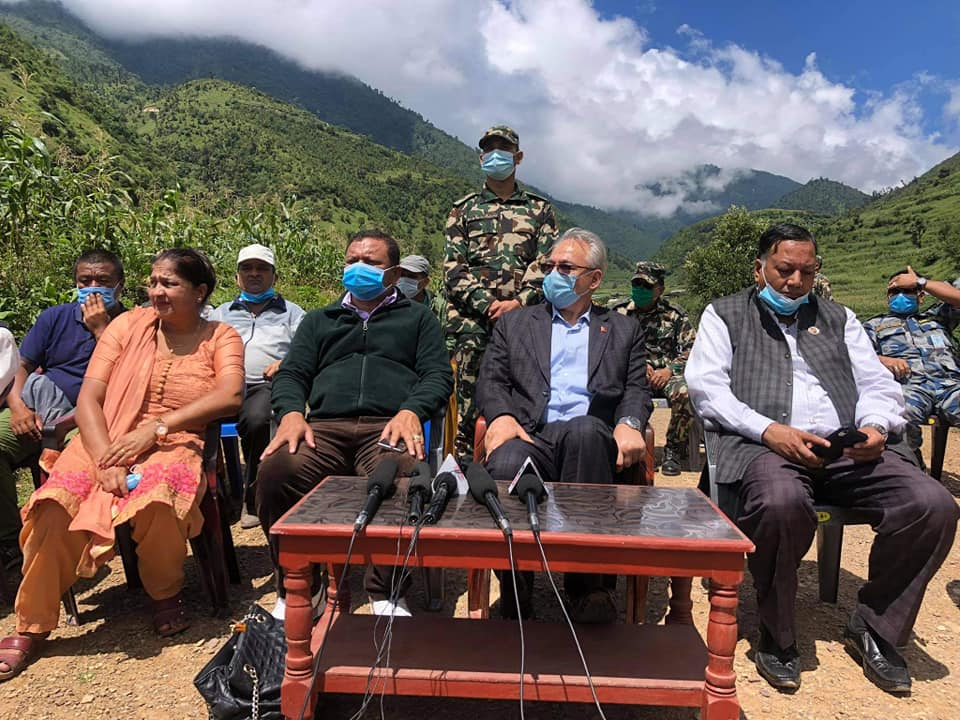 Home Minister promises swift support to flood victims