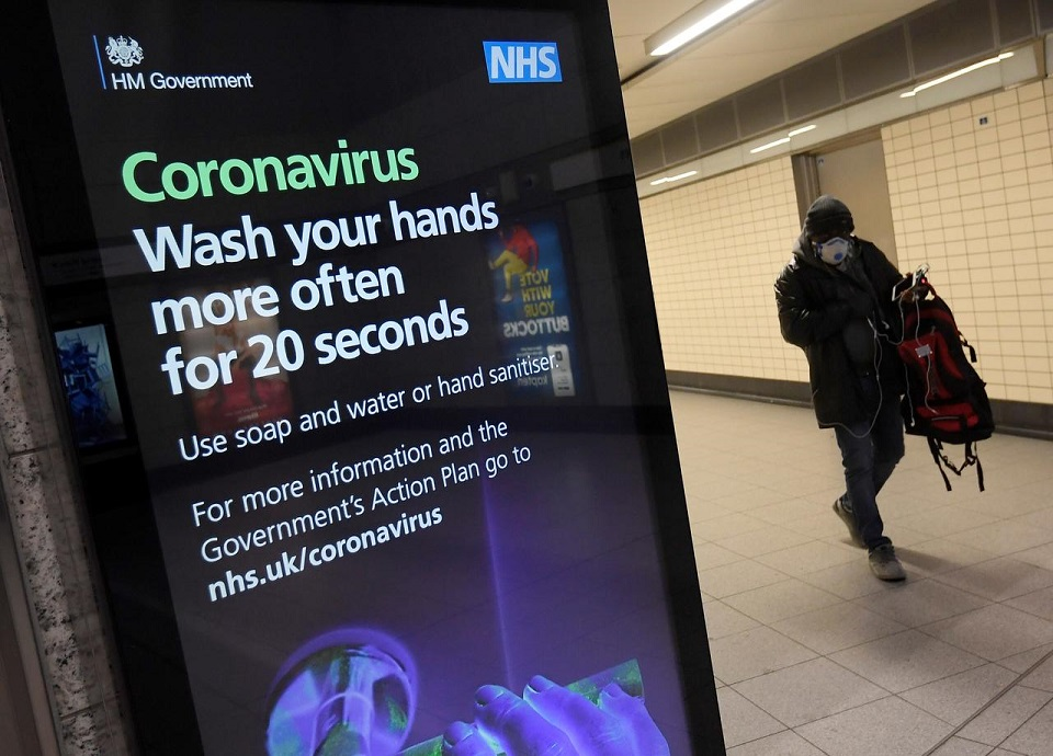 Britain set to isolate over-70s as coronavirus deaths rise to 35