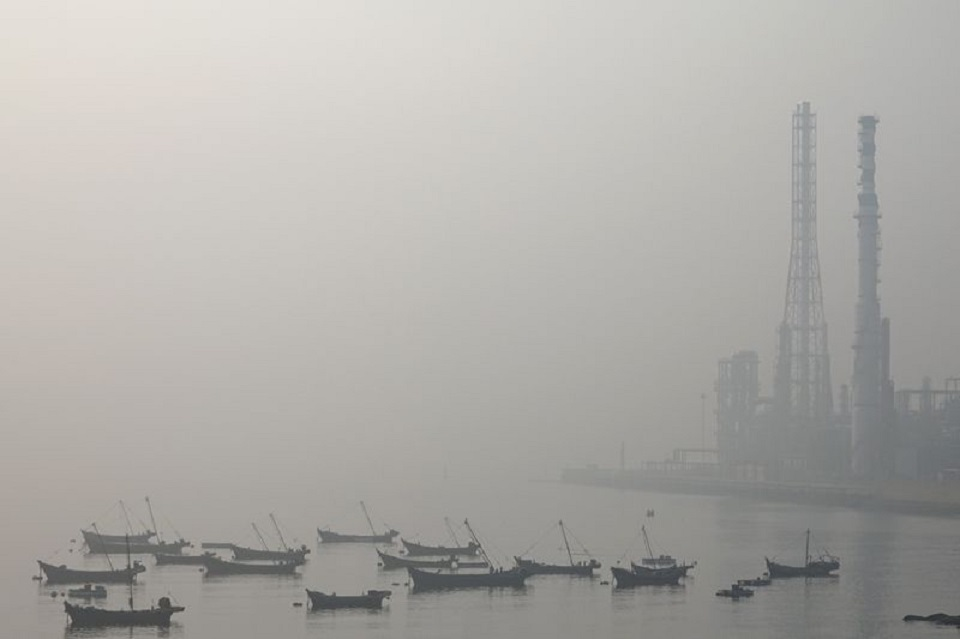 Smog causes an estimated 49,000 deaths in Beijing, Shanghai in 2020 - tracker