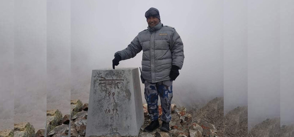 Missing pillar number 11 along Nepal-China border found