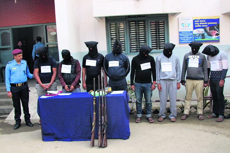 Manoj Pun anchored to Tiwari's murder: Police